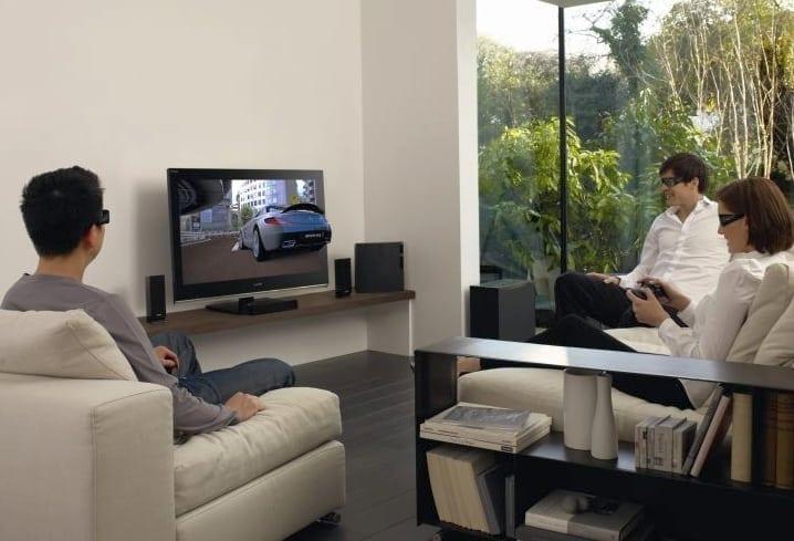 Televizoarele Sony 3D, pe primele 3 locuri la 3D Radar