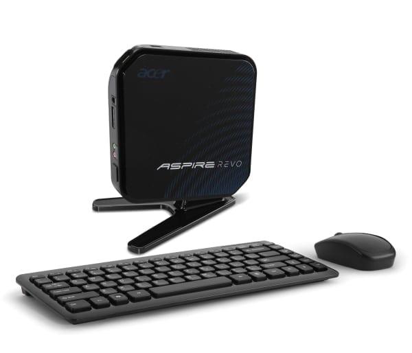 Acer AspireRevo, un nettop zvelt