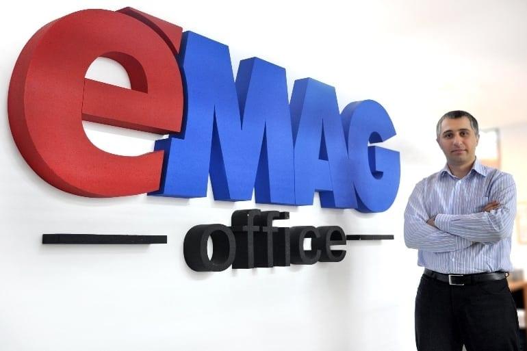 eMAG.ro devine cel mai vizitat site românesc, potrivit Alexa