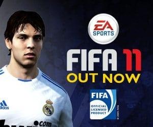 FIFA 11 spulberă recordurile de vânzări