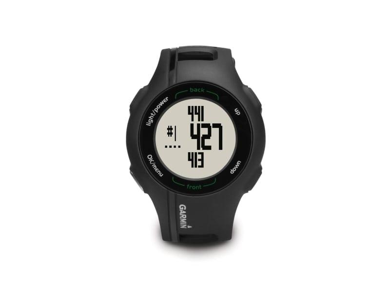 Ceas-GPS pe terenul de golf