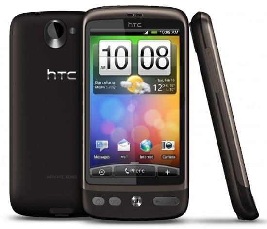 HTC Desire – test de anduranţă