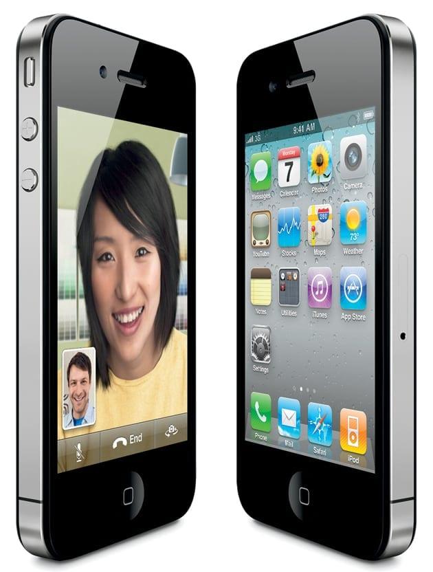 iPhone 4, în curând la Vodafone
