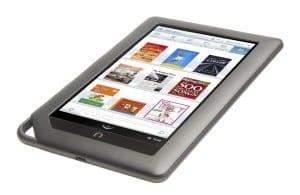 EBook reader-ul Nook Color primeşte suport Flash şi noi aplicaţii