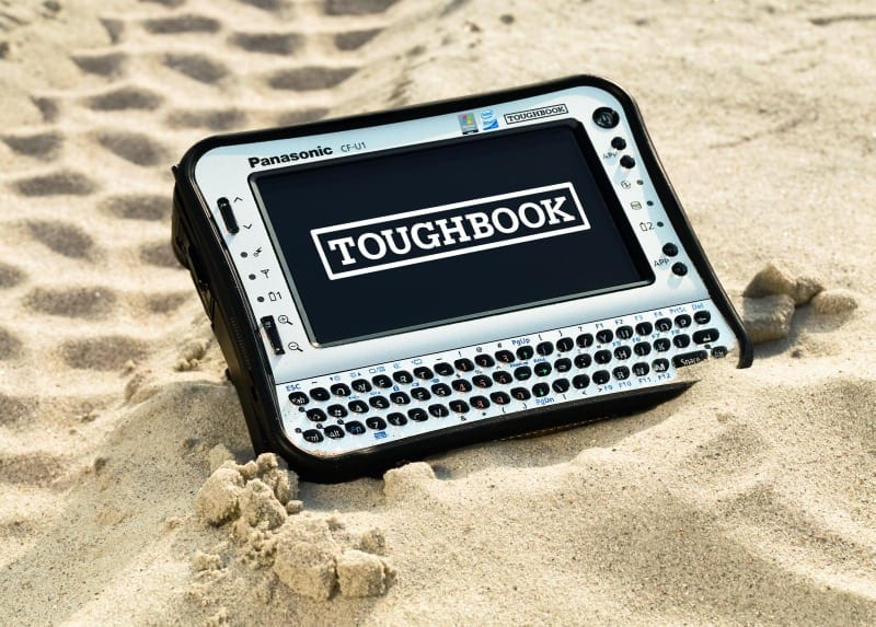 Panasonic Toughbook, cu performanţe crescute
