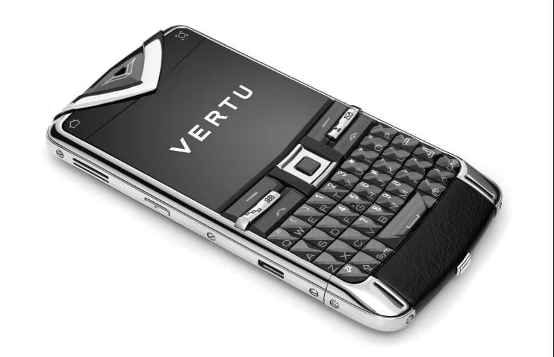 Primul Smartphone Vertu – Constellation Quest