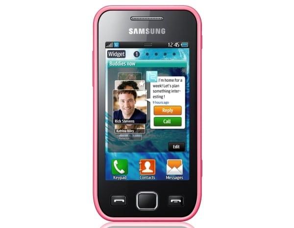 Samsung Wave525 aduce noutăţile BADA