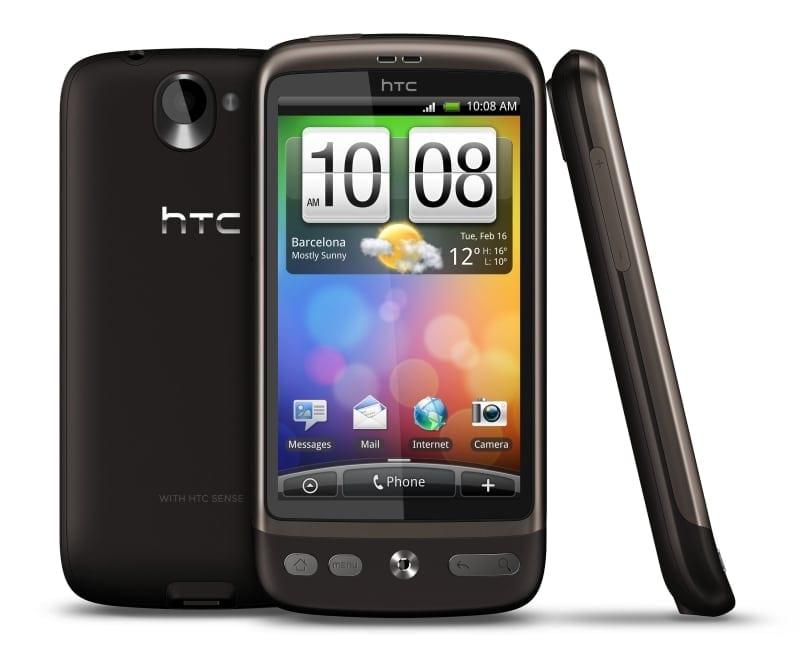 HTC Desire HD, la Cosmote