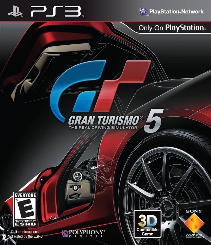 Gran Turismo 5 vine pe 24 noiembrie