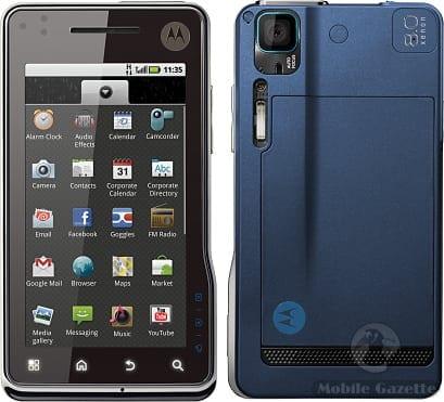 Smartphone Android cu personalitate