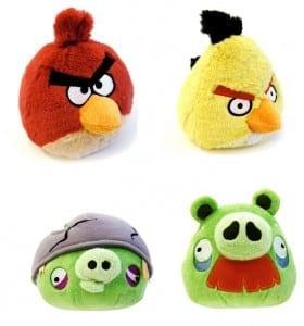 Franciza Angry Birds se extinde cu un potenţial film şi produse pentru bebeluşi