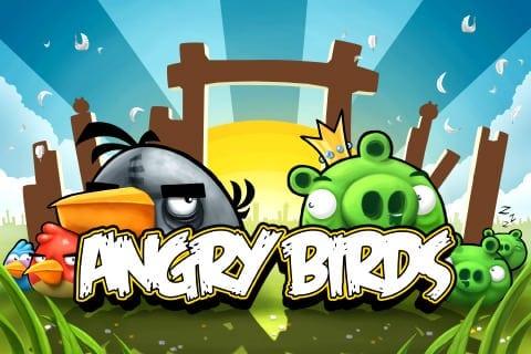 Angry Birds, la mare căutare