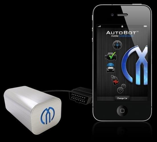 Autobot pentru iPhone