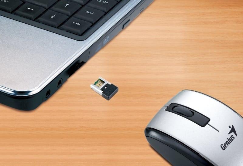 Fără interferenţe, cu mouse-ul Genius ScrollToo 901