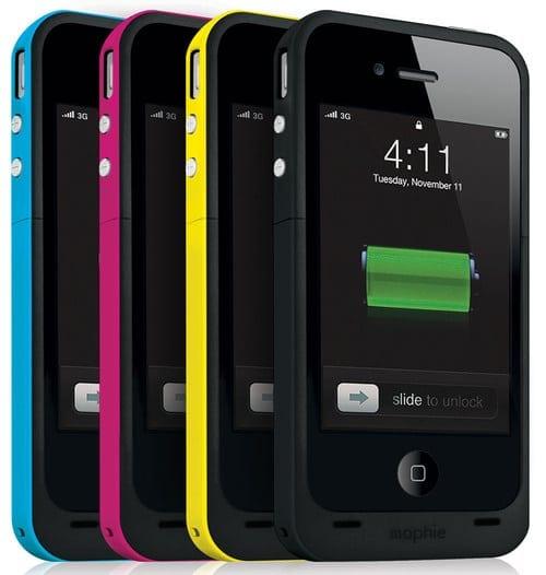 Extra putere pentru iPhone