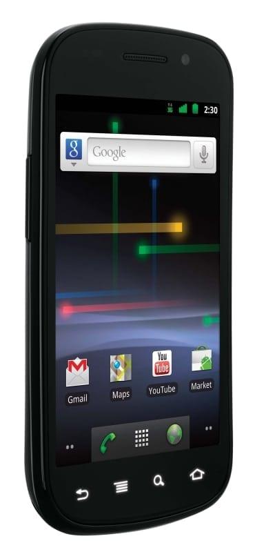 Fă cunoştinţă cu Nexus S