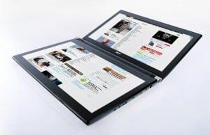 Doua ecrane in loc de unul – Acer Iconia, disponibil in Romania
