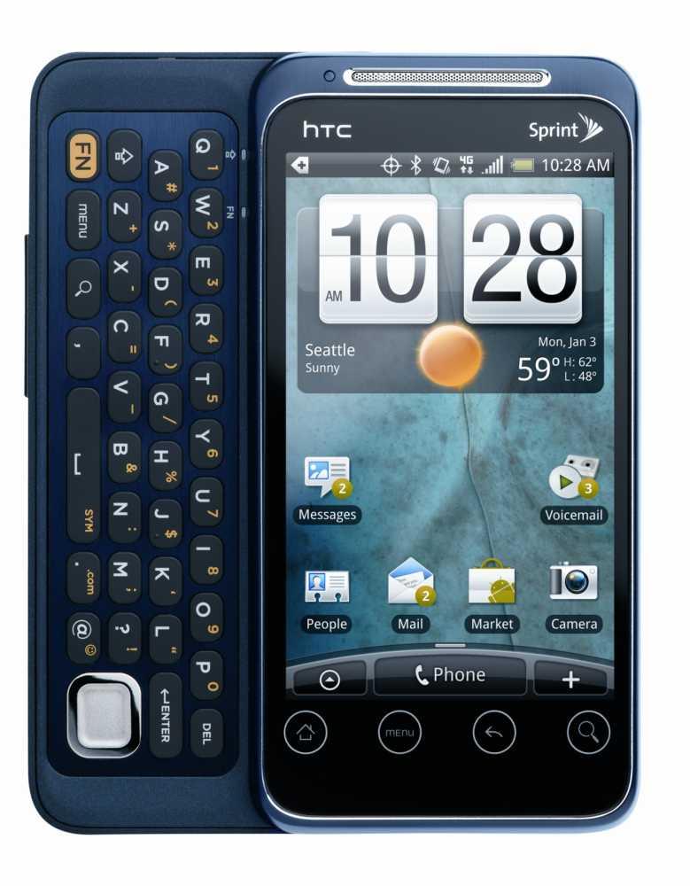 HTC lansează trei smartphone-uri 4G