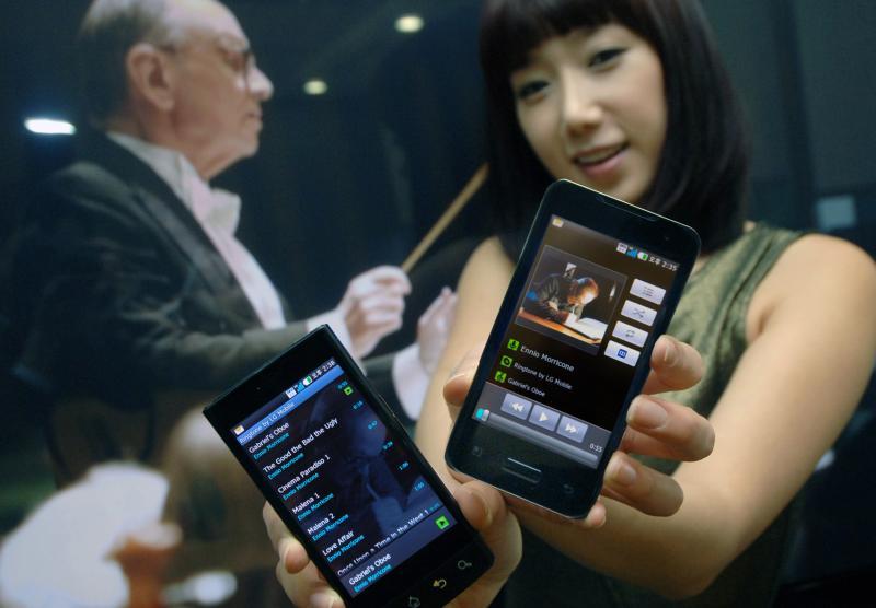 Ennio Morricone compune pentru LG Optimus 2X