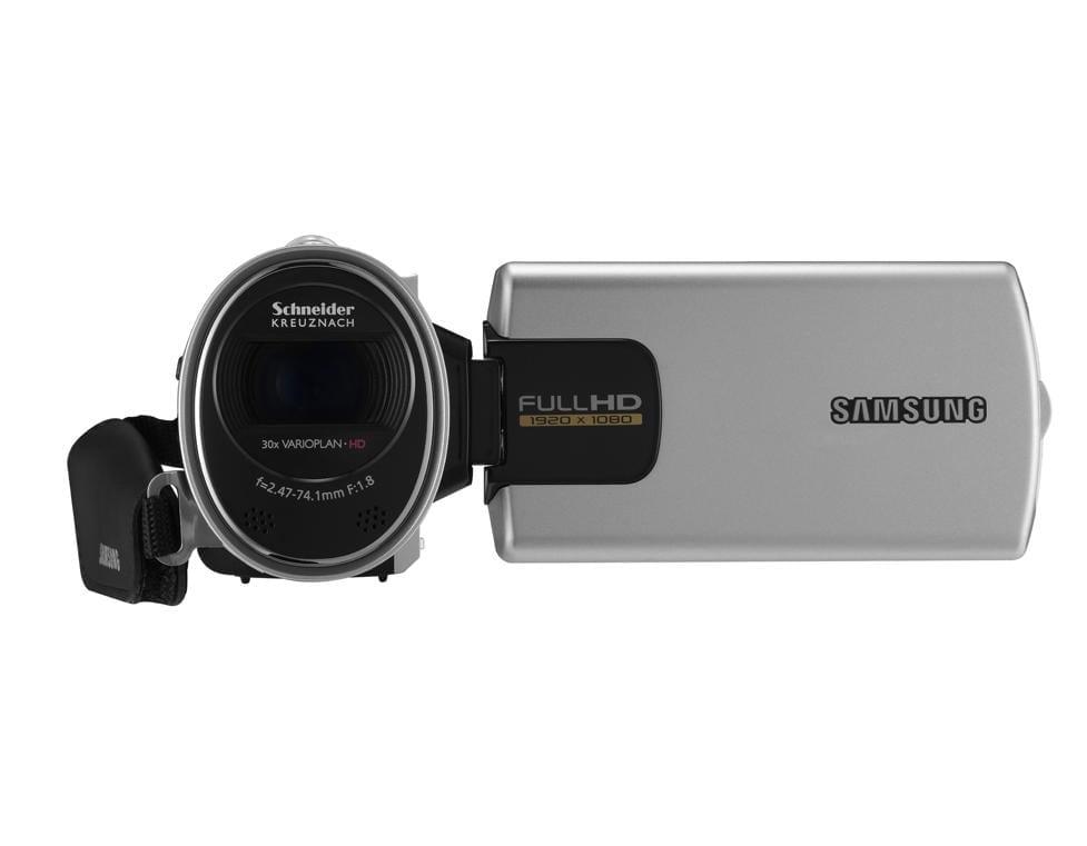 Noi camcordere HD de la Samsung