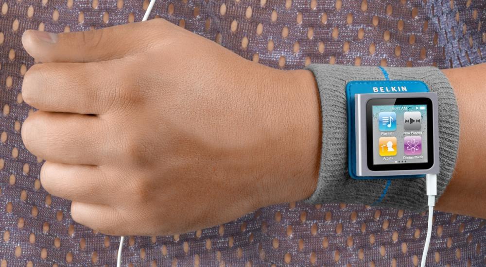 Reinventează-ţi iPod-ul cu accesoriile Belkin