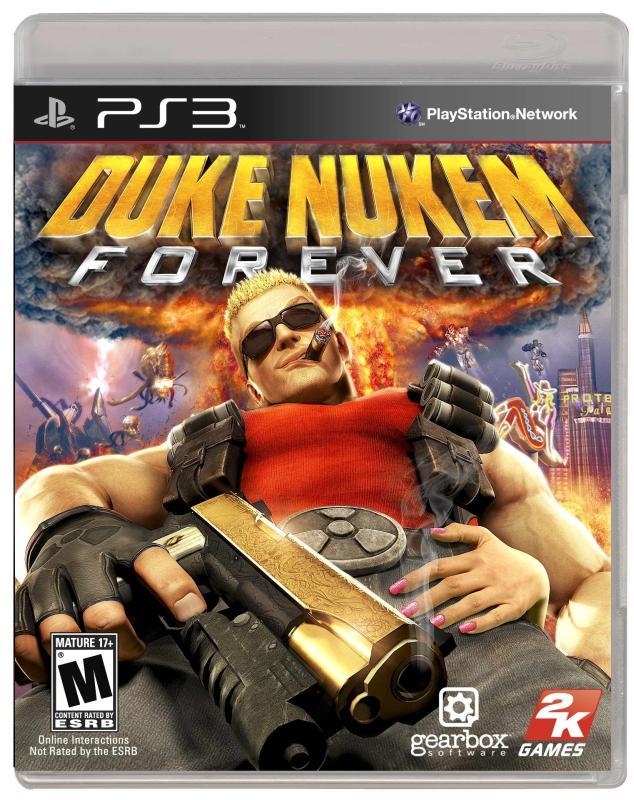 Duke Nukem Forever revine pe 6 mai