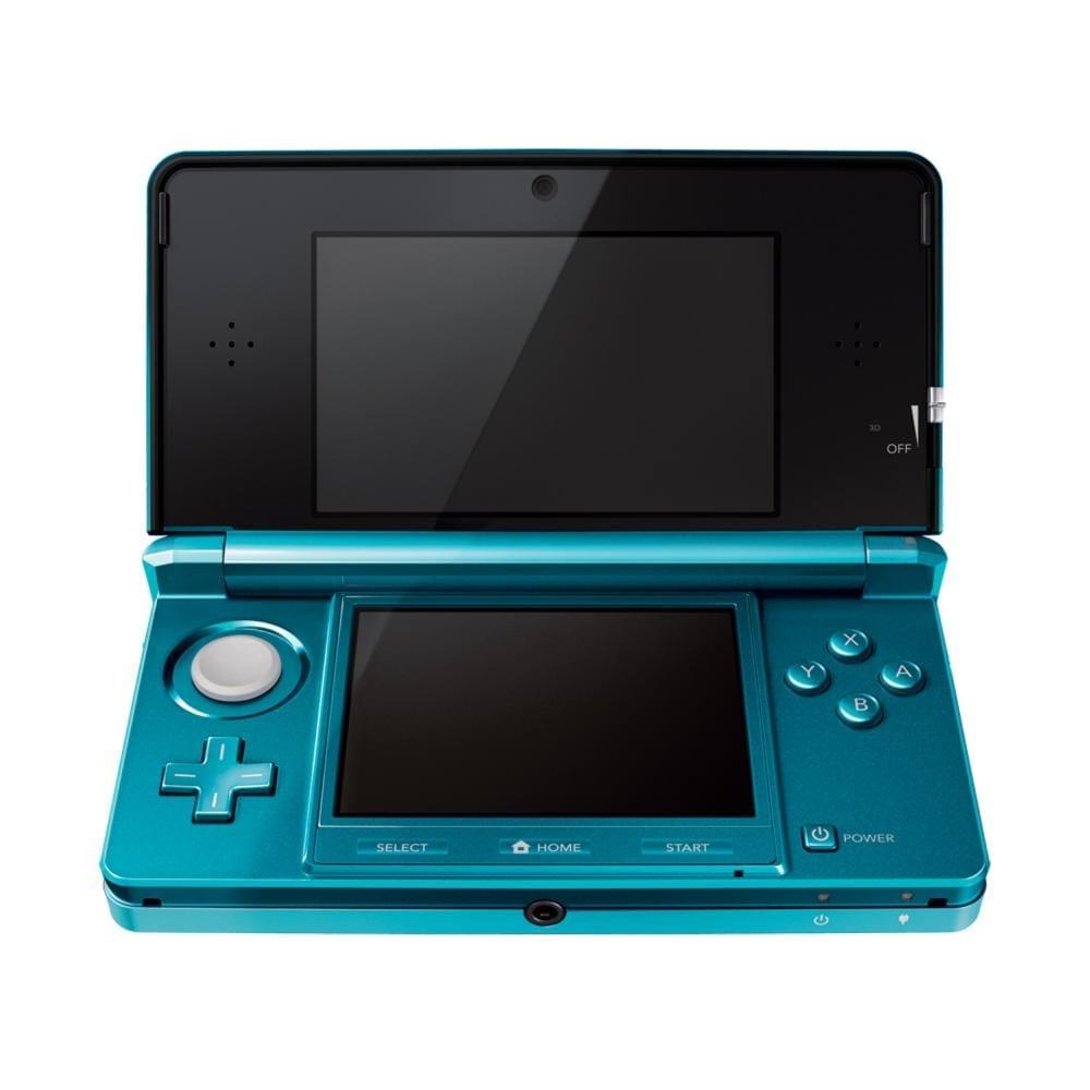 Nintendo 3DS, din martie