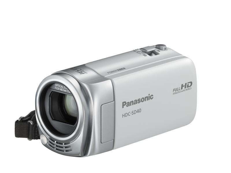 Panasonic prezintă cele mai uşoare camere video