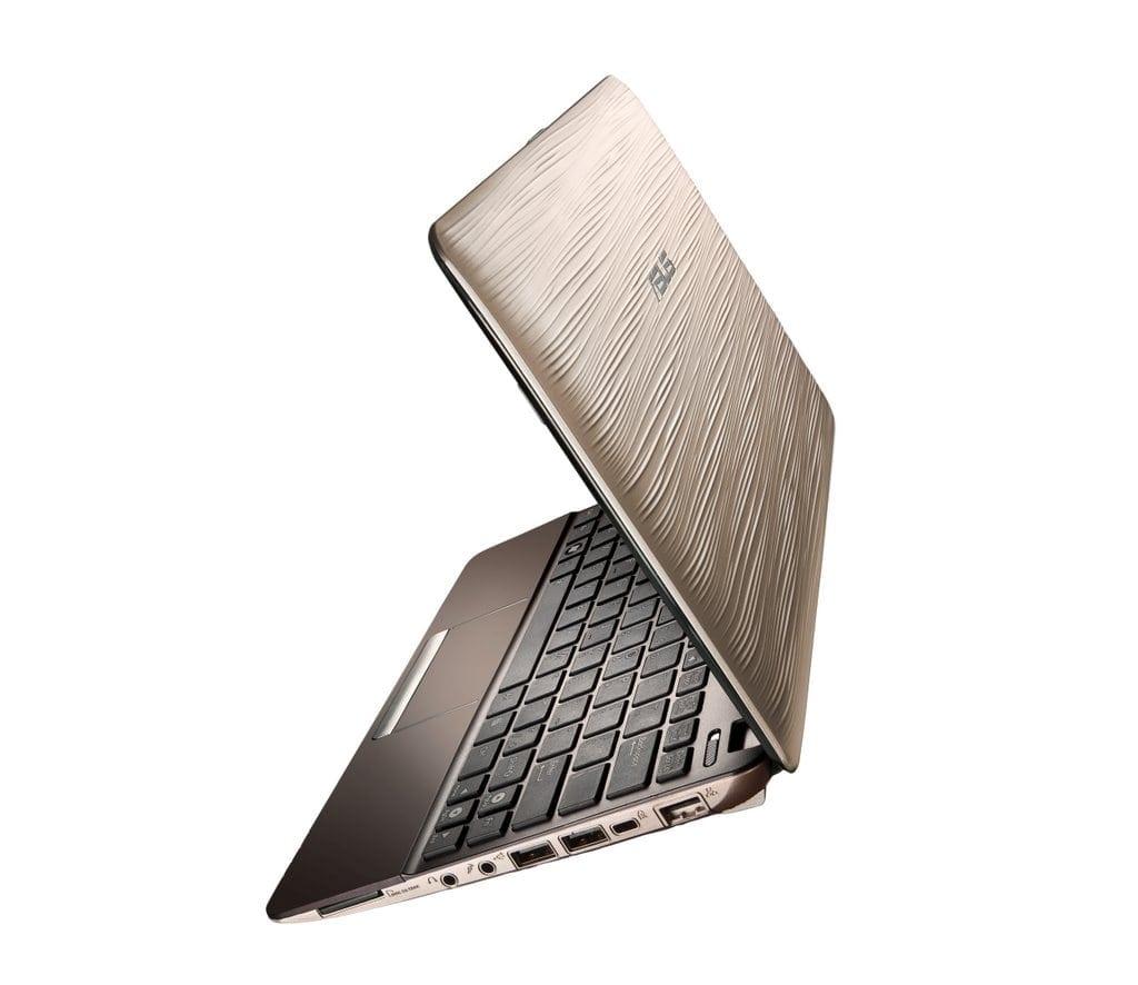Design fluid şi procesor Atom dual core – ASUS Eee PC 1015PW