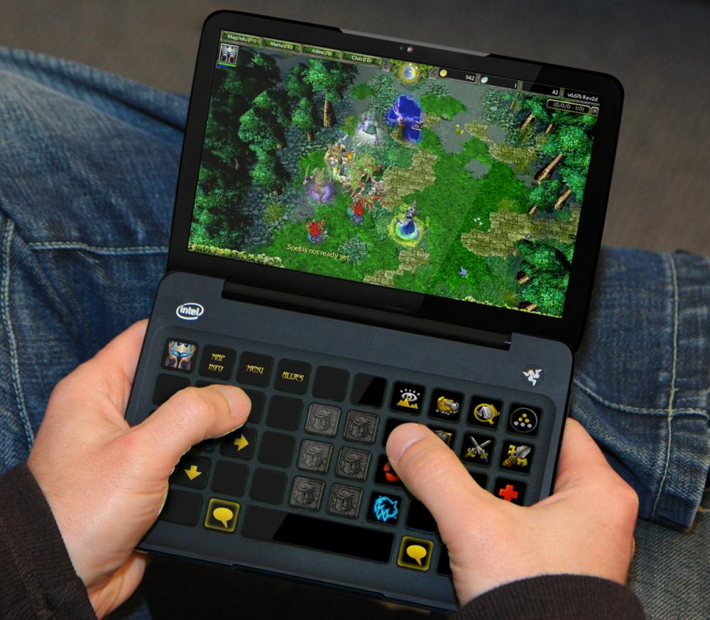 Razer Switchblade – Revoluţie în Gaming