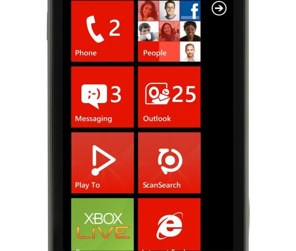 Update pentru Windows Phone 7