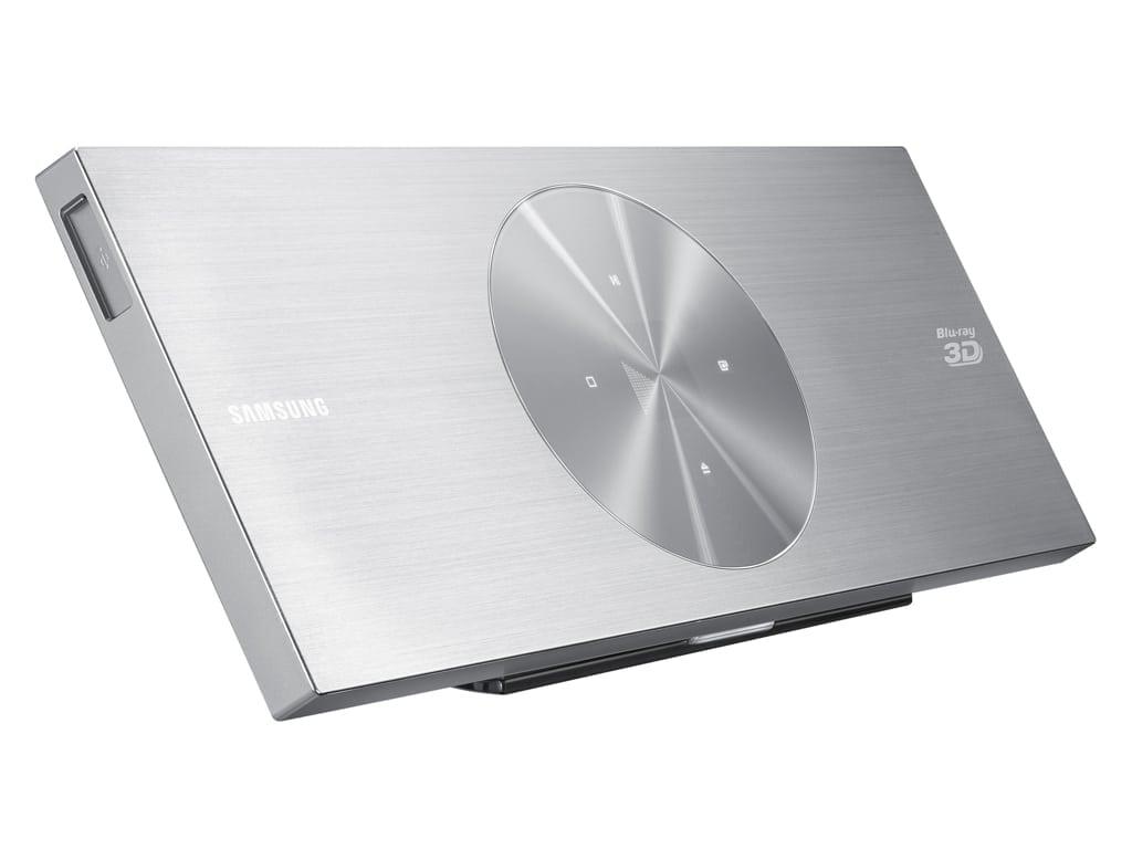 Cel mai subţire Blu-ray player, semnat Samsung, în România