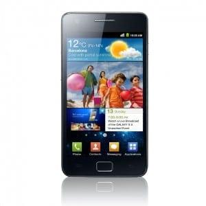Samsung Galaxy S II, lansare oficială pe 1 Mai în Anglia