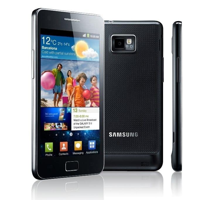 Intră în scenă Samsung Galaxy S II