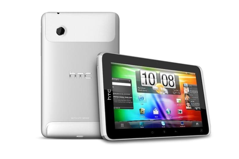 Jocuri cloud, filme on-demand şi notiţe cu stylus pe tablet-ul HTC Flyer