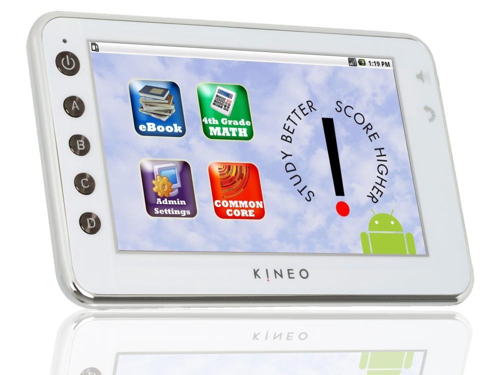 Un tablet pentru elevi, Kineo de la Brainchild