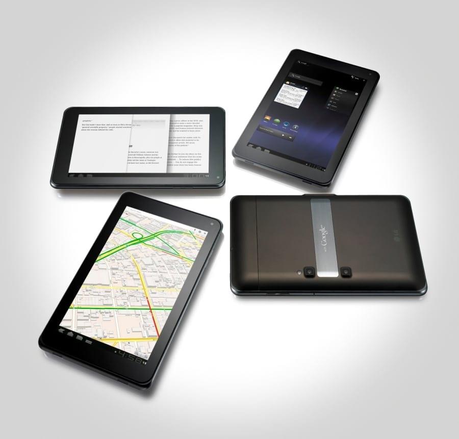 LG Optimus Pad – 3D si dual core Tegra intr-o singura mana