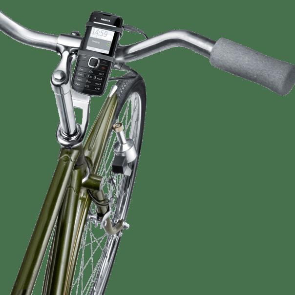 Incarca-ti mobilul pe bicicleta