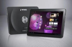 Samsung Galaxy Tab 10.1v, exclusiv la Vodafone