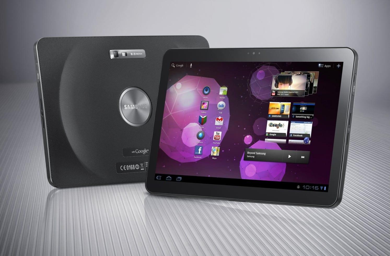 Galaxy Tab trece la 10 inchi, dual core si Honeycomb