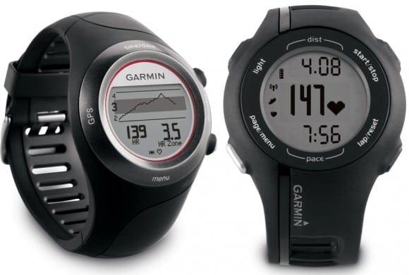 GPS pe toate gusturile – Garmin Edge 800 şi Forerunner 410