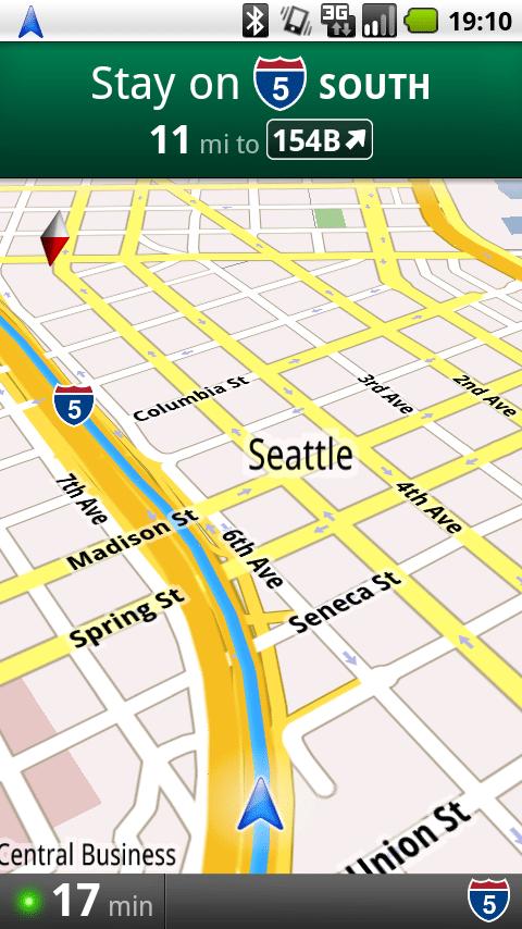 Cu Google spre destinatie