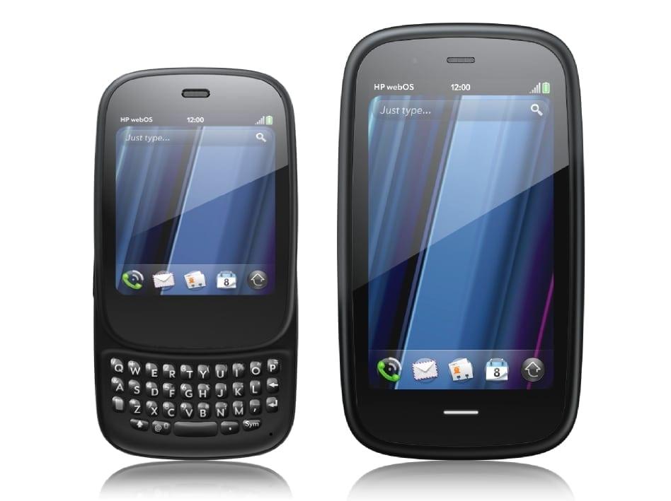 Atacul smartphone-urilor HP: HP Veer şi HP Pre 3