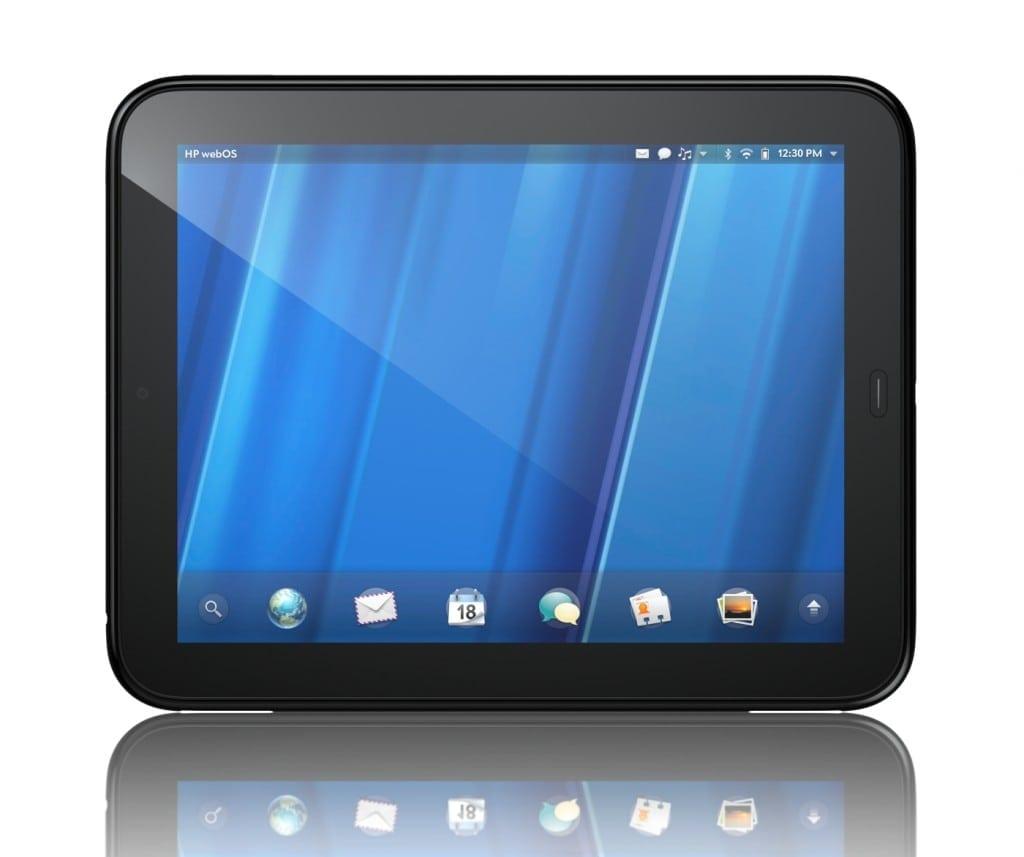 Tablet-ul HP TouchPad e aici – WebOS 3.0, procesor dual core la 1,2 GHz, ecran de 9.7 inchi