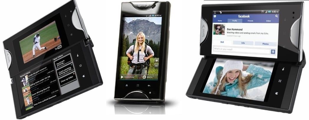 Abordare unică – smartphone Kyocera cu dual screen