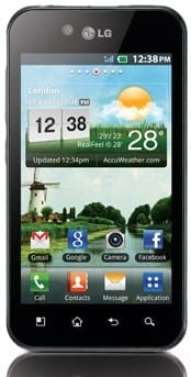 lg optimus black, oferta orange februarie