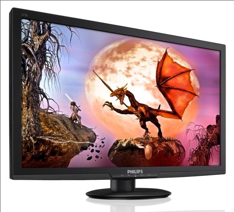 Monitor cu diagonală de TV de la Philips