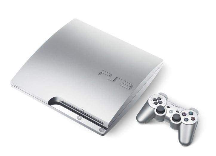 Un nou look pentru PS3