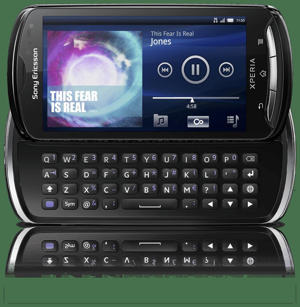 Sony Ericsson Xperia pro si Xperia neo – business si distractie