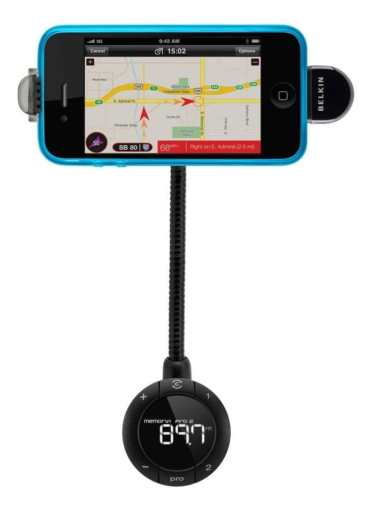 Muzică wireless, doar prin atingerea unui buton – cu noul TuneBase FM LIVE de la Belkin